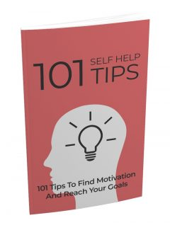 101 Self Help Tips MRR Ebook
