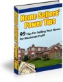 Home Sellers Power Tips Plr Ebook With Audio