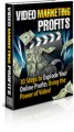 Video Marketing Profits PLR Ebook