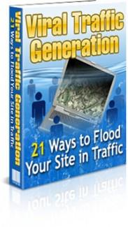 Viral Traffic Generation PLR Ebook