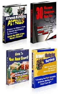 4 Ebooks Private Label Rights Pack PLR Ebook