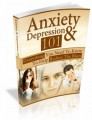Anxiety And Depression 101 MRR Ebook