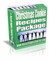 Christmas Cookie Recipes Package Resale Rights Ebook