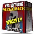 Eba Software Mega Pack : Version 2 Resale Rights Software