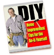 Home Improvement Tips For The Do-It-Yourself Personal Use Ebook