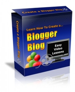 Learn How To Create Blogger Blog Personal Use Video