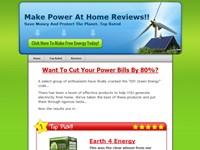 Energy WordPress Theme PLR Script