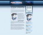 Forex Landing Page Template Personal Use Template