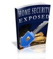Home Security Exposed Plr Ebook