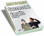 How To Write Successful Emails Mrr Ebook