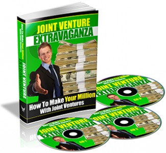 Joint Venture Extravaganza Plr Ebook With Audio