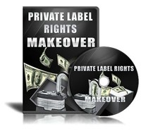 Private Label Rights Makeover Resale Rights Video