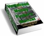 Unclailmed Money Finders Manual Plr Ebook