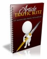 Article Traffic Blitz Personal Use Ebook
