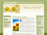 Chick – Easter Parade WP Theme Mrr Template