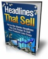 Headlines That Sell Mrr Ebook