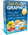 Super Easy DIY Graphics V2 Personal Use Graphic
