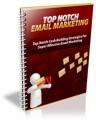 Top Notch Email Marketing PLR Ebook