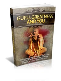 Guru, Greatness And You MRR Ebook