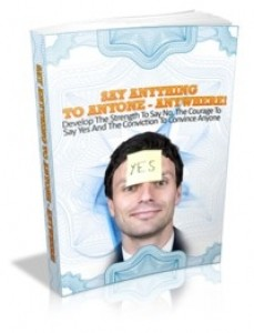 Say Anything To Anyone – Anywhere Mrr Ebook