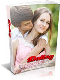 Dating Do's And Don'ts MRR Ebook