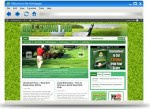 Golf Swing Pro Blog Theme Personal Use Template