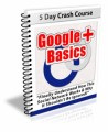 Google Plus Basics Newsletter Set Plr Autoresponder Messages