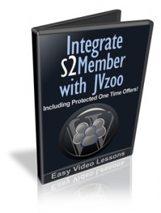 Integrate S2member With JVZoo Personal Use Video