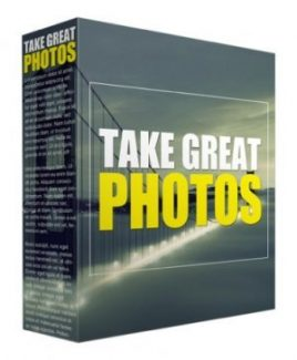 25 Taking Great Photos PLR Article
