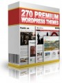 270 Premium Wordpress Themes PLR Graphic