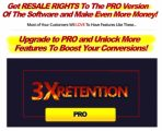 3x Retention Pro Personal Use Software