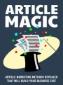 Article Magic Give Away Rights Ebook