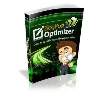 Blog Post Optimizer Give Away Rights Ebook