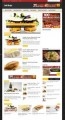 Cooking  Recipes Niche Blog Personal Use Template