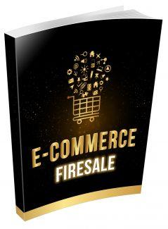Ecommerce Firesale MRR Ebook