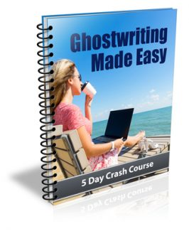 Ghostwriting Made Easy PLR Autoresponder Messages