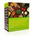 Healthy Eating Video Site Builder MRR Software