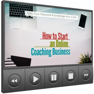 How To Start Online Coaching Business Upgrade MRR Video