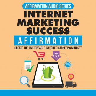 Internet Marketing Success Affirmation MRR Audio