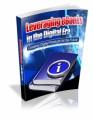 Leveraging Ebooks In The Digital Era MRR Ebook