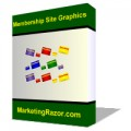 Membership Site Graphics Pack Give Away Rights Graphic