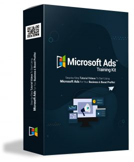 Microsoft Ads Training Kit – Upgrade Package PLR Video With Audio