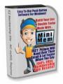 Minimem Software PLR Software