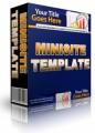 Minisite Template PLR Template