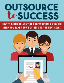 Outsource To Success PLR Ebook