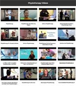 Physiotherapy Instant Mobile Video Site MRR Software