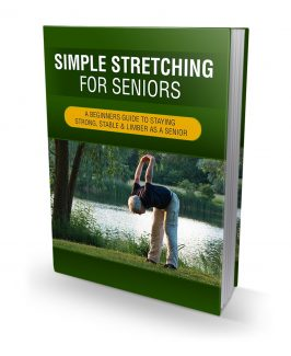 Simple Stretching For Seniors MRR Ebook