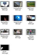 Sports 4k Uhd Stock Videos Pt1 MRR Video