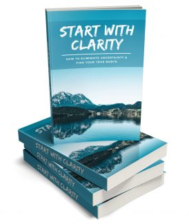 Start With Clarity MRR Ebook