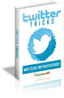 Twitter Tricks MRR Ebook